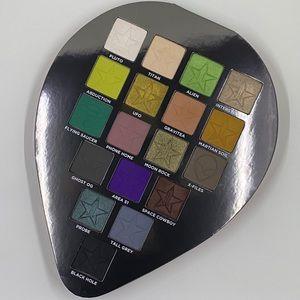 """Jeffree Star """"Alien"""" eyeshadow palette"""